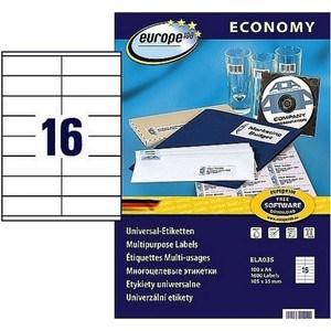 A4 általános papír etikett