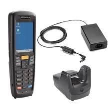 zebra mc2180 készlet dokkoló, töltő, kábel 2D vonalkódolvasó