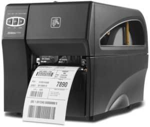 zebra zt200 széria etikett nyomtató