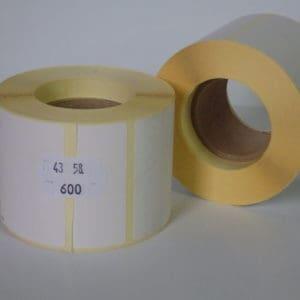 öntapadó etikett címke