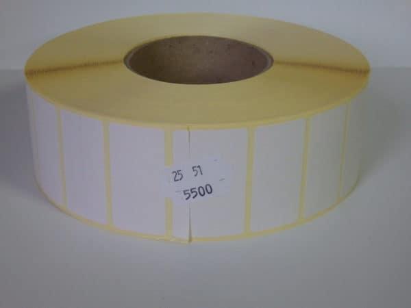 thermal etikett 51x25