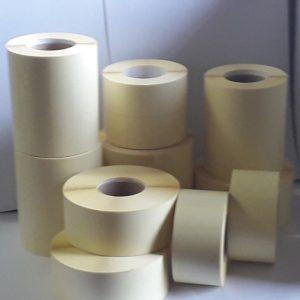 Papír címke