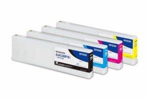 epson c7500 színes címkenyomtató tinta utántöltő cartridge
