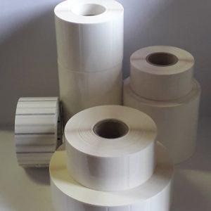 Műanyag címke